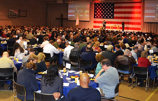 2015 CLEF Prayer Breakfast
