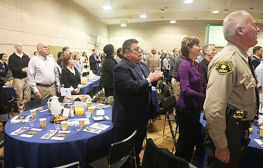 2016 CLEF Prayer Breakfast