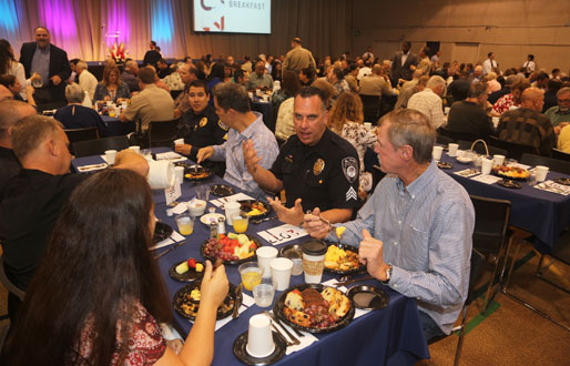 2017 CLEF Prayer Breakfast