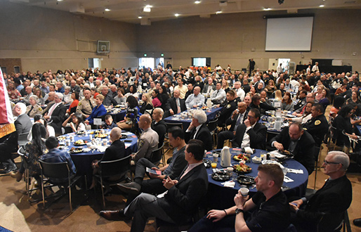 2019 CLEF Prayer Breakfast